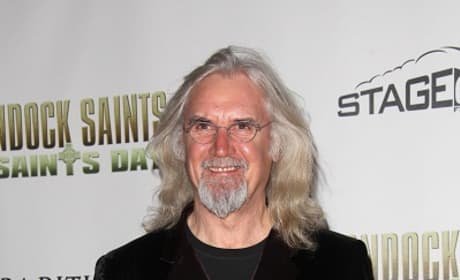 Billy Connolly Added to The Hobbit Cast