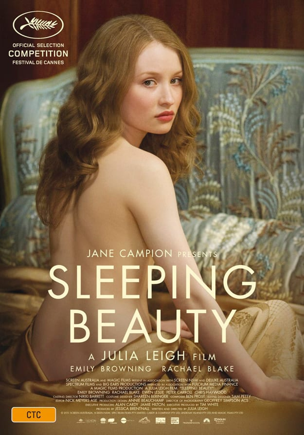 Sleeping Beauty Cannes Poster