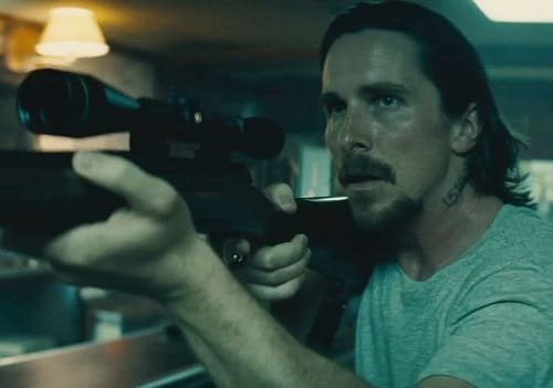 Christian Bale Out of the Furnace