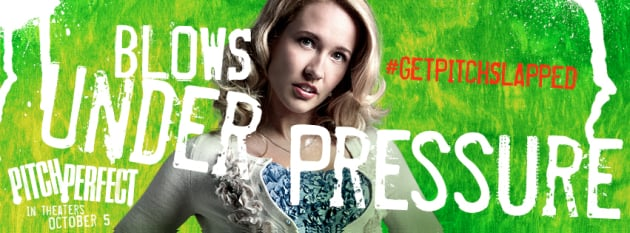 Anna Camp Pitch Perfect Banner