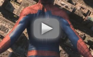 The Amazing Spider-Man Trailer Teaser