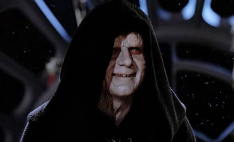 Return of the Jedi Ian McDiarmid