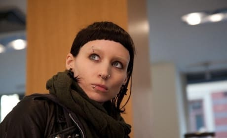 David Fincher and Rooney Mara Dish Girl with the Dragon Tattoo Casting