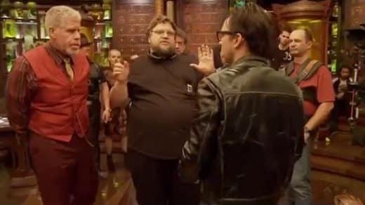 Guillermo del Toro Directs Pacific Rim