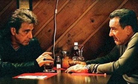 DeNiro! Pacino! Scenes from Righteous Kill