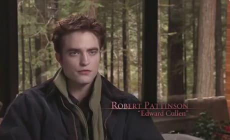 The Twilight Saga: Breaking Dawn Part 1 Trailer: Wedding Event