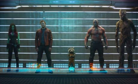 Guardians of the Galaxy First Photo: Synopsis Also Released!
