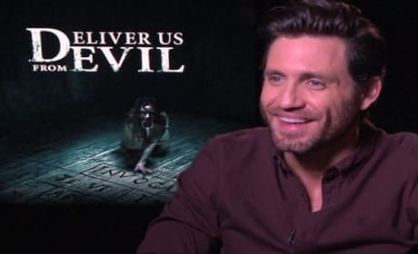 "Deliver Us From Evil: Edgar Ramirez on Clash Between ""Divinity and Profanity"""