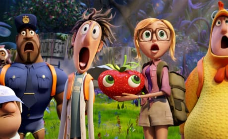 Cloudy with a Chance of Meatballs 2: Filmmakers on Finding Funny in Food