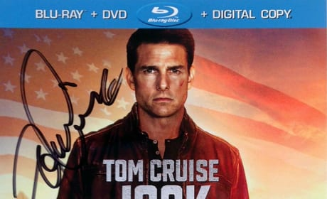 Jack Reacher: Win a Tom Cruise Signed DVD