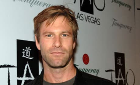 Aaron Eckhart Signs on for Battle: Los Angeles