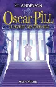 The Adventures of Oscar Pill Book Cover