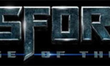 Revealed: Transformers Sequel Logo!