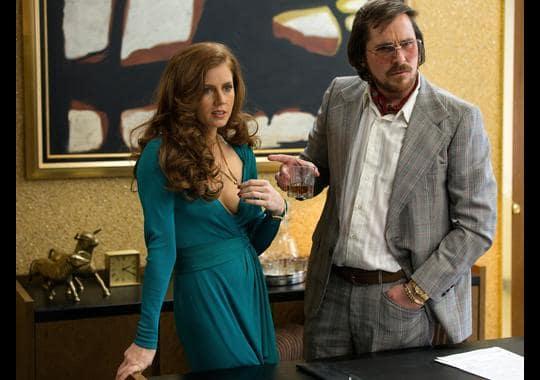 American Hustle Amy Adams Christian Bale