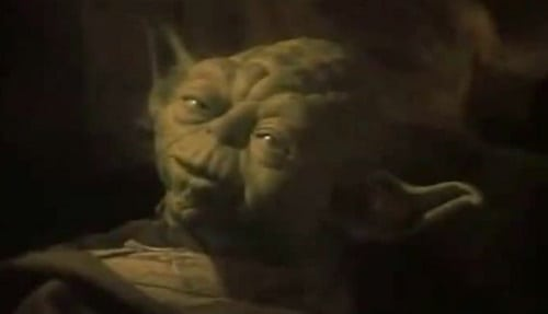Return of the Jedi: Yoda