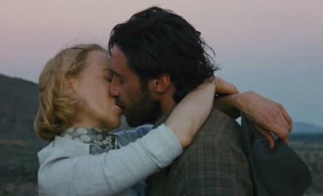 Hugh Jackman and Nicole Kidman: Steamy in Australia