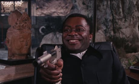 Live and Let Die Yaphet Kotto