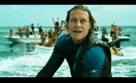 Point Break Trailer #2: This Is About Enlightenment