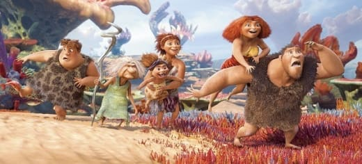 The Croods Pic