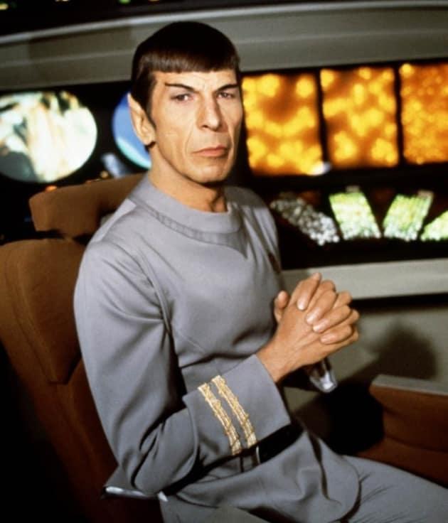 Star Trek The Motion Picture Leonardo Nimoy