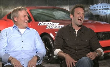 Need for Speed Exclusive: Scott Waugh Interview
