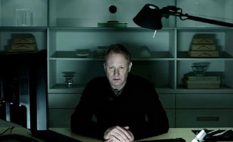 Stellan Skarsgard in Girl with the Dragon Tattoo
