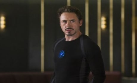The Avengers Video: Go Behind the Scenes!
