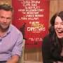 Joel McHale Lauren Graham Photo