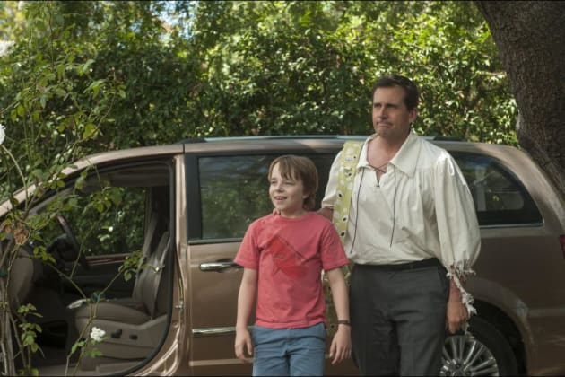 Alexander and the Terrible, Horrible, No Good, Very Bad Day Ed Oxenbould Steve Carell