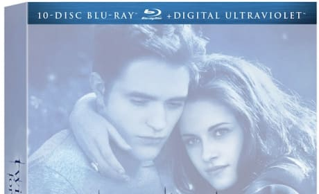 Twilight Forever DVD: Complete Series Five-Disc Set Coming Soon!