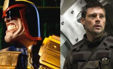 More Judge Dredd Information Revealed