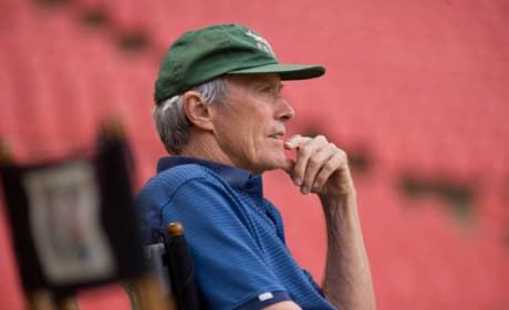 Invictus Director Clint Eastwood