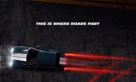 Fast and Furious 7 Teaser Poster: This Is Where Roads Part