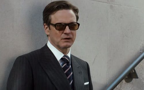 Colin Firth is Dashing (Again)