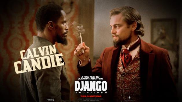 Leonardo DiCaprio Django Unchained Wallpaper
