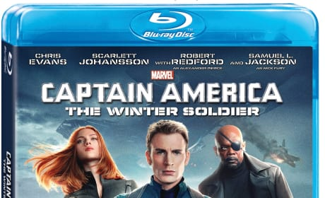 Captain America The Winter Soldier DVD Review: One of 2014's Best