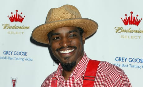 Andre 3000 to Star in Jimi Hendrix Biopic