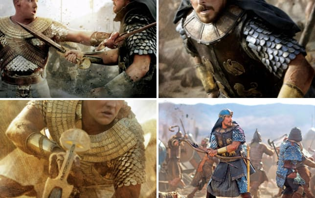Exodus gods and kings christian bale joel edgerton character pos