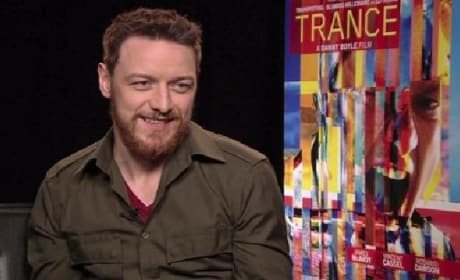 X-Men Days of Future Past Exclusive: James McAvoy on Sharing Xavier with Patrick Stewart