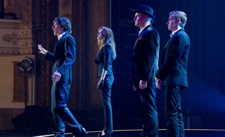 Now You See Me Four Hoursemen