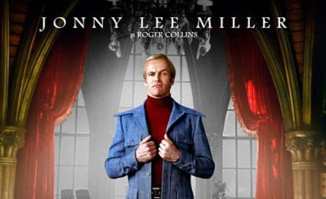 Dark Shadows Character Poster for Jonny Lee Miller
