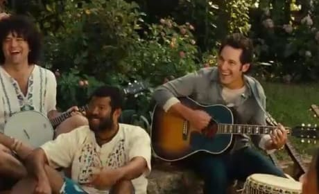Wanderlust Clip: Paul Rudd and Justin Theroux's Guitar Battle