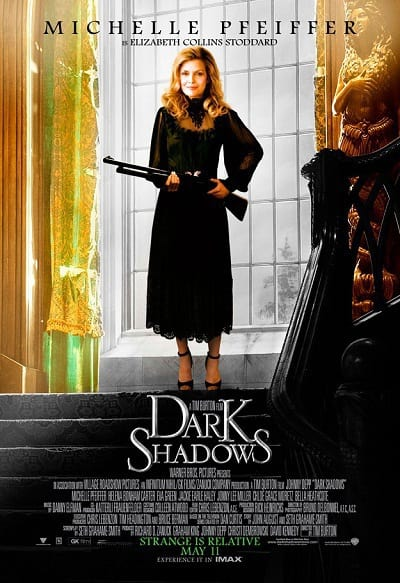 Dark Shadows Michelle Pfieffer Character Poster