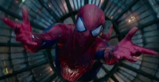 The Amazing Spider-Man 2 Andrew Garfield Spider-Man