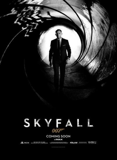 Skyfall Poster: Iris