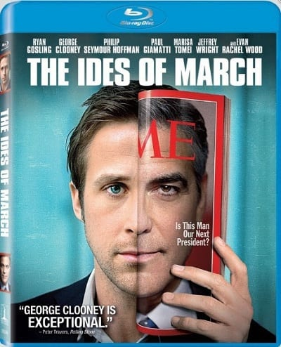 The Ides of March Blu-Ray