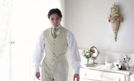 Bel Ami's Georges Duroy is Robert Pattinson