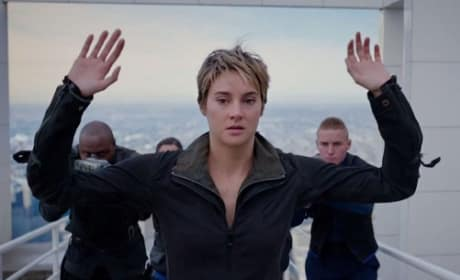 Insurgent Trailer Shailene Woodley Photo