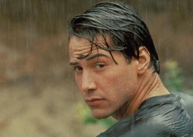 Keanu Reeves Point Break