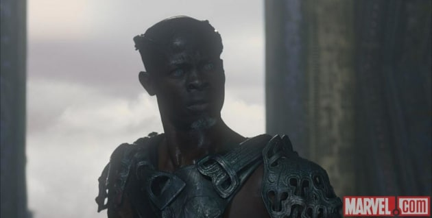 Guardians of the Galaxy Djimon Hounsou